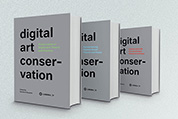 digital art conservation project book