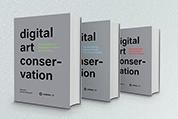 digital art conservation project book